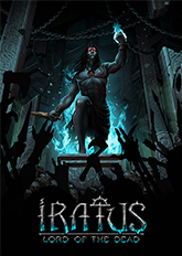 Cover Iratus: Lord of the Dead