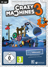 Cover Crazy Machines 3