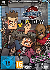Cover Randal's Monday