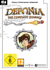 Cover Deponia: The Complete Journey