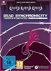 Cover Dead Synchronicity: Tomorror Comes Today
