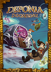 Cover Deponia Doomsday