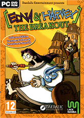 Cover Edna & Harvey: The Breakout