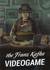 Cover The Franz Kafka Videogame