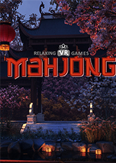 Cover Relaxing VR Games: Mahjong