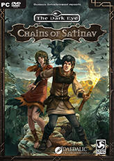Cover The Dark Eye: Chains of Satinav