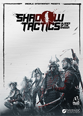 Cover Shadow Tactics: Blades of the Shogun