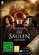 Cover Ken Follett's The Pillars of the Earth